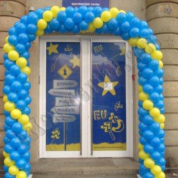Poslovne dekoracije - Balonski lukovi 2