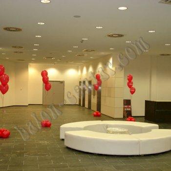 Poslovne dekoracije - Baloni s helijem i zrakom 3