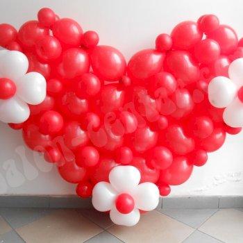 Valentinovo - dekoriranje prostora 1