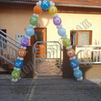 Rođendani - Baloni sa helijem 1