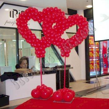 Valentinovo - dekoriranje prostora 3