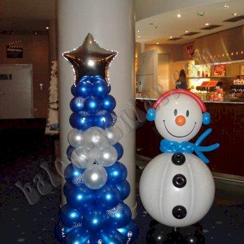 Sezonske dekoracije - nova godina i božić 3