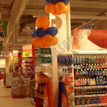 Poslovne dekoracije - Baloni s helijem i zrakom 4