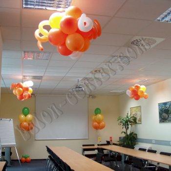 Poslovne dekoracije - viseće dekoracije 2