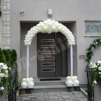 Balonske dekoracije - Dekoriranje kuća 3