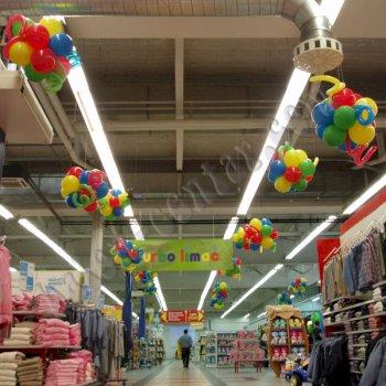 Poslovne dekoracije - viseće dekoracije 4