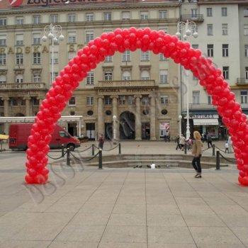 Poslovne dekoracije - Balonski lukovi 1