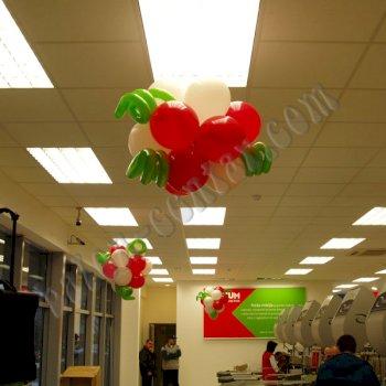 Poslovne dekoracije - viseće dekoracije 5
