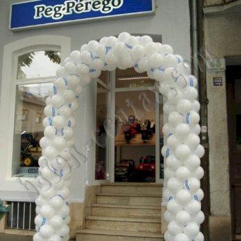Poslovne dekoracije - Balonski lukovi 4