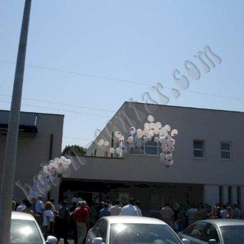 Poslovne dekoracije - Spust balona 4