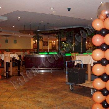 Poslovne dekoracije - Balonski stupovi 6