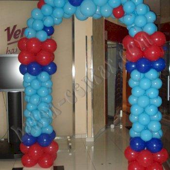 Poslovne dekoracije - Balonski lukovi 5