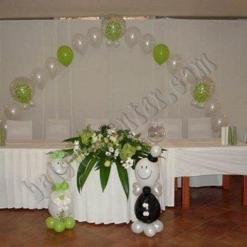 Vjenčanja - dekoriranje sala i šatora 5