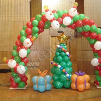 Sezonske dekoracije - nova godina i božić 6
